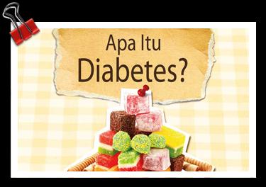 Apa itu Diabetes Tipe 2? karena mereka tidak