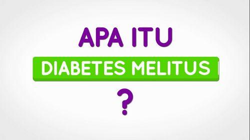 Apa itu Diabetes Tipe 2? sel menjadi lamban