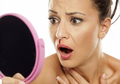 Penyebab Hidung Patah sinus, hal itu dapat